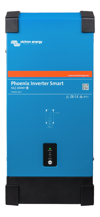 Phoenix Inverter 12V 2000VA Smart connections
